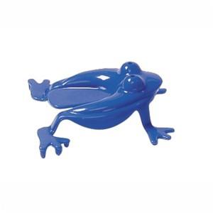 Gra żabki w plastikowym pudełku