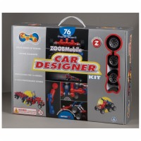Klocki Zoob Car Designer 76 el.
